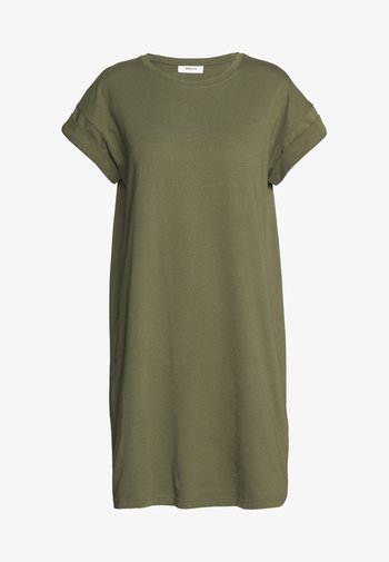 ALVIDERA ADDI PLAIN DRESS