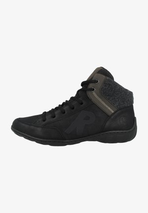 High-top trainers - black/anthracite