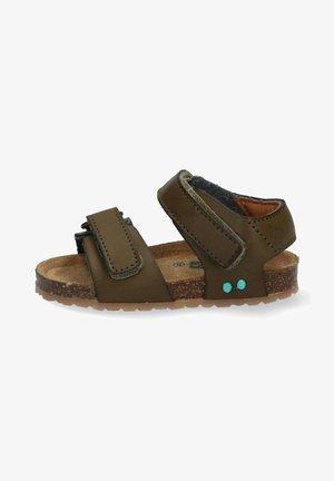 BAS BEACH - Sandals - brown