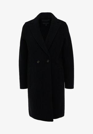 DAPHNE TOPCOAT - Zimní kabát - black