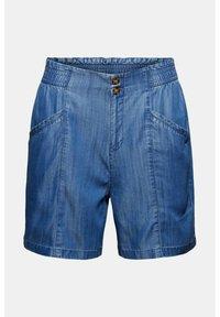 Esprit - Denim shorts - blue medium wash - 8