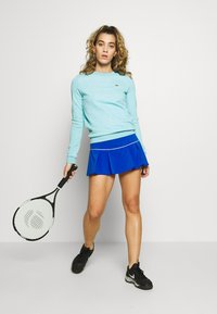 Lacoste Sport - Sweatshirt - light blue/light blue - 1