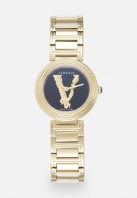 Versace Watches - VIRTUS MINI DUO - Watch - gold-coloured/pink - 4