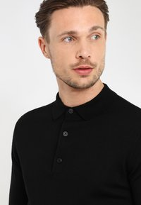 PROFUOMO - PROFUOMO - Polo shirt - black - 3