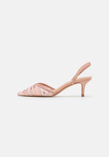 KEDITHIEL - Klassiske pumps - light pink