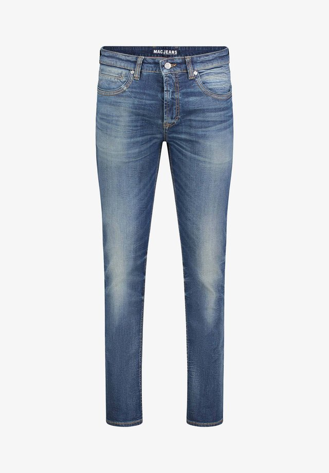 ARNE PIPE - Relaxed fit jeans - darkblue
