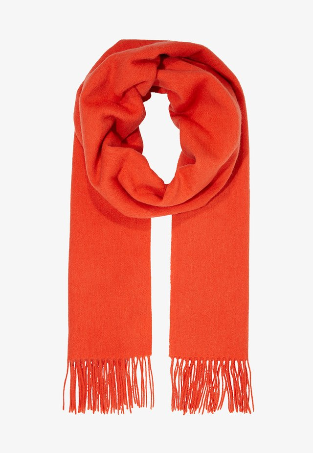 CRYSTAL EDITION - Scarf - cherry tomato