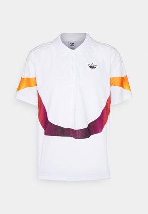 UNISEX - Poloshirts - white