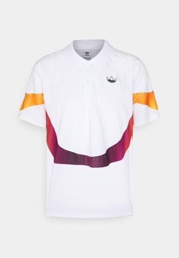 UNISEX - Koszulka polo - white