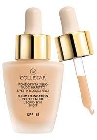 Collistar - SERUM FOUNDATION PERFECT NUDE - Foundation - n.2 beige - 0