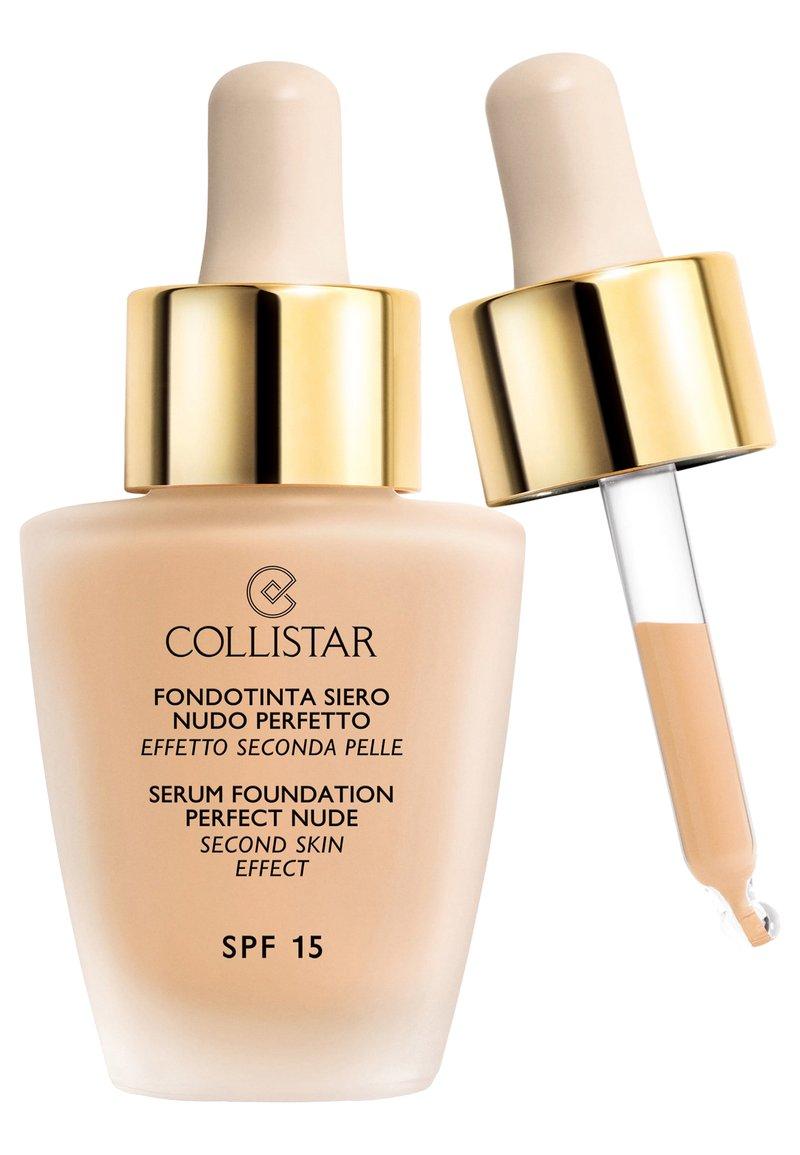 Collistar - SERUM FOUNDATION PERFECT NUDE - Foundation - n.2 beige