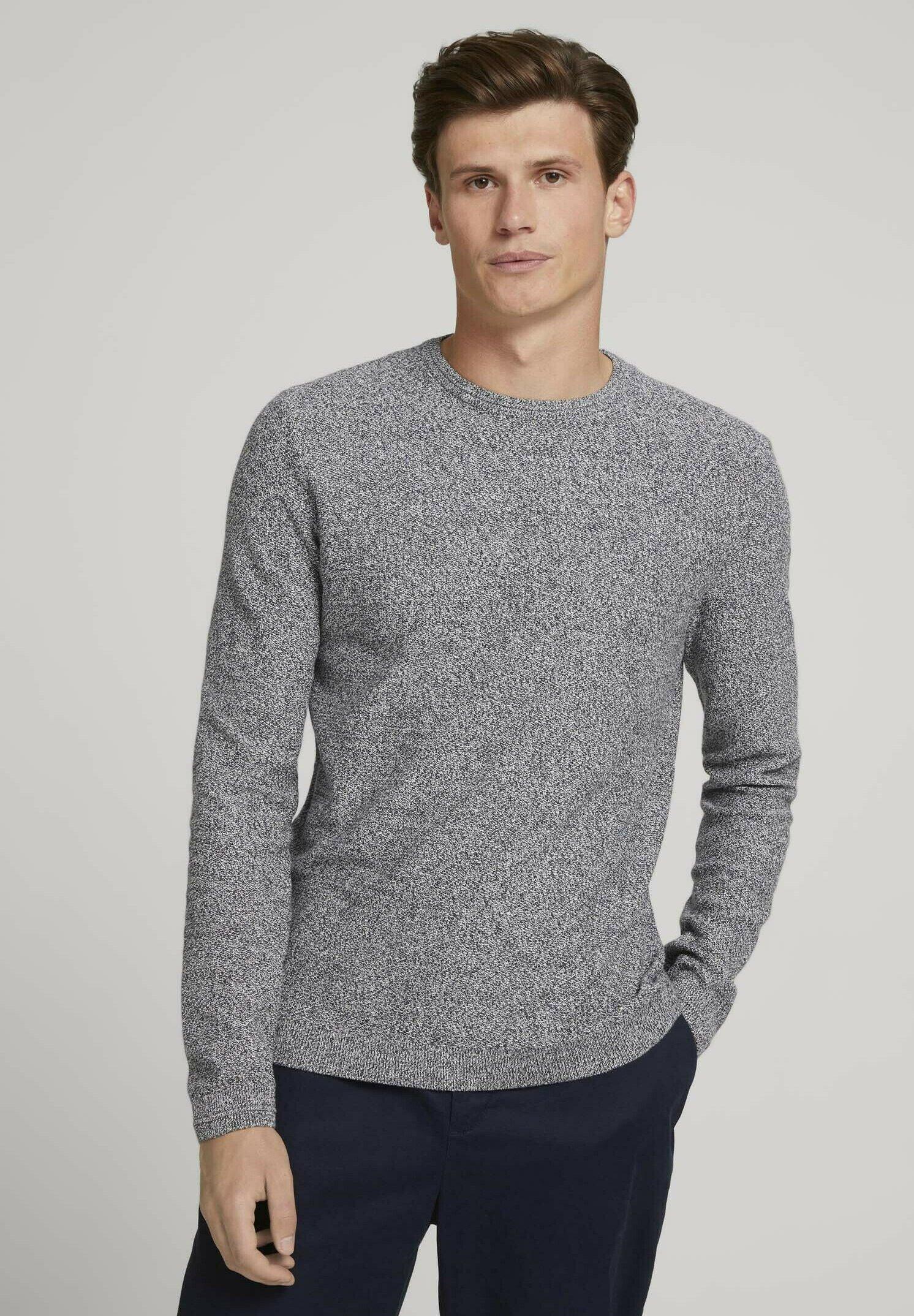 Homme MIT BIO-BAUMWOLL - Pullover