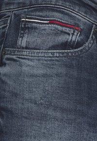 Tommy Jeans - SCANTON SLIM - Jeans Slim Fit - denim - 4