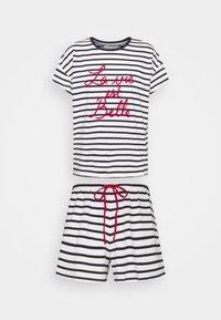 Women Secret - STRIPES - Pijama - navy - 5