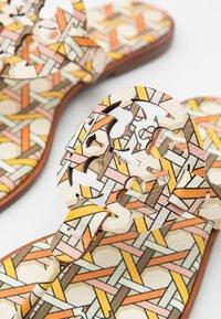 Tory Burch - MILLER WELT - T-bar sandals - pink - 6