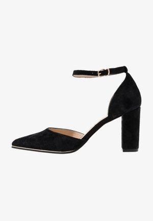 LEATHER - Klassieke pumps - black
