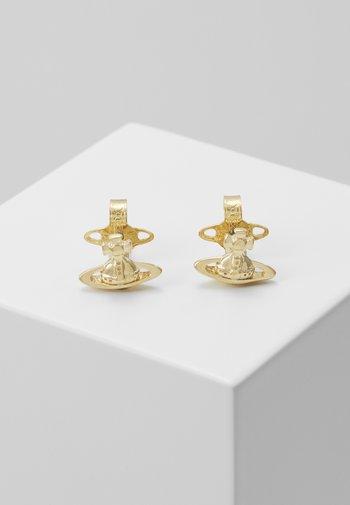 LORELEI STUD EARRINGS - Korvakorut - gold-coloured