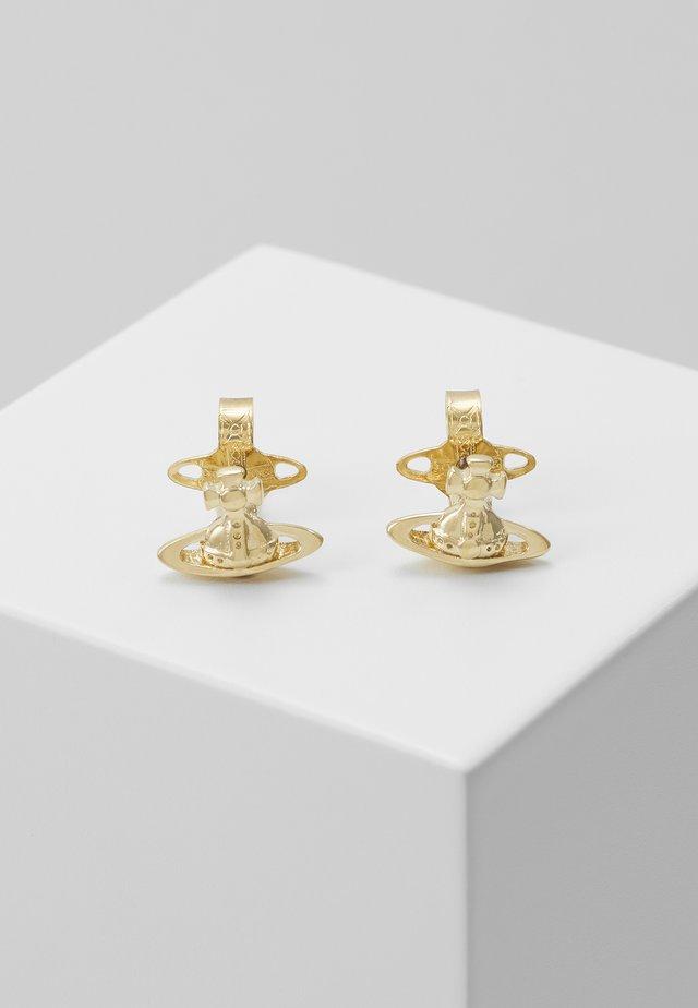 LORELEI STUD EARRINGS - Boucles d'oreilles - gold-coloured