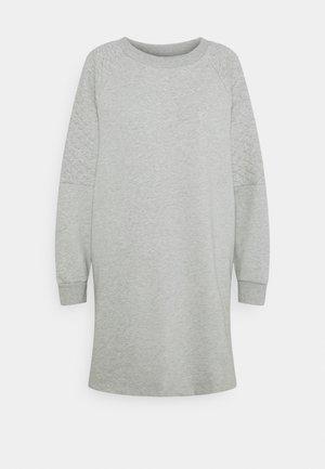 ONLSOPHIE QUILT - Day dress - light grey melange