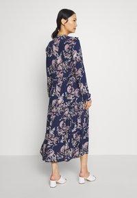 s.Oliver - KLEID - Shirt dress - eclipse - 3