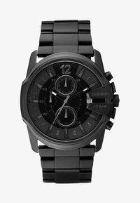 Diesel - MASTER CHIEF - Zegarek chronograficzny - black - 2