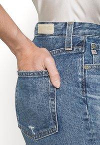 AG Jeans - ALEXIS - Straight leg jeans - blue denim - 5