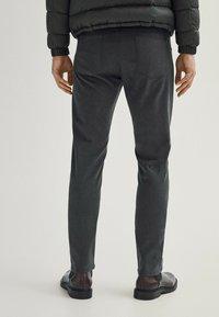 Massimo Dutti - Slim fit jeans - grey - 2
