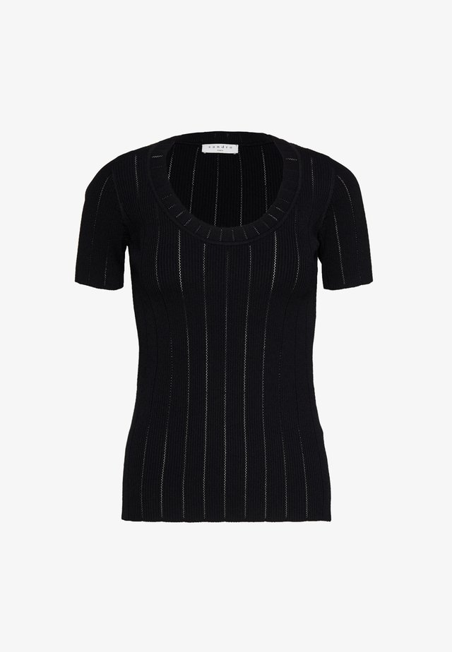 T-shirts basic - noir