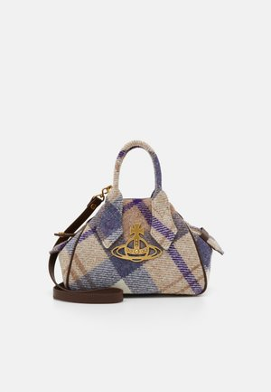 HARRIS YASMINE SMALL - Borsa a mano - purple