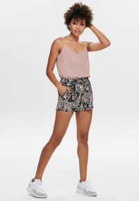 ONLY - ONLMOON SINGLET - Top - misty rose - 1