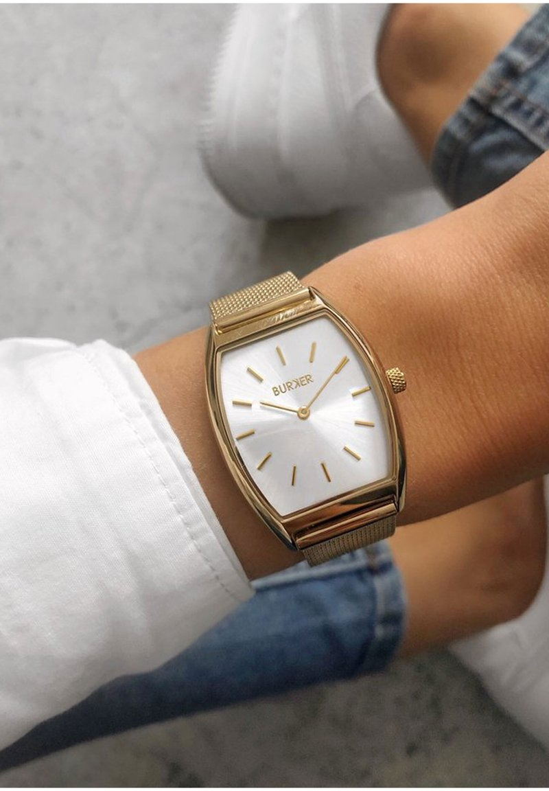 Burker - MEGAN - Montre - gold- coloured