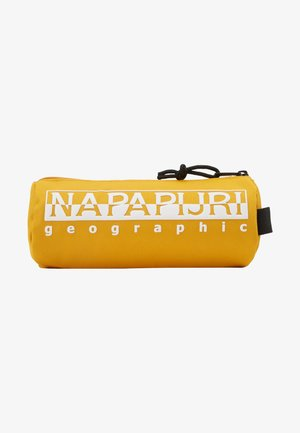 HAPPY - Pencil case - mango yellow