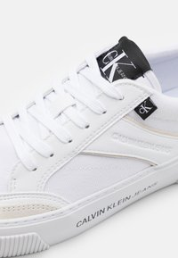 Calvin Klein Jeans - LACEUP MIX - Trainers - bright white - 5