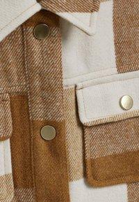 Next - SHACKET - Light jacket - tan - 2