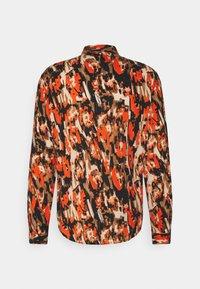 Just Cavalli - SLIM FIT - Camicia - orange variant - 1