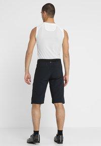 POC - ESSENTIAL ENDURO SHORTS - Sports shorts - uranium black - 2
