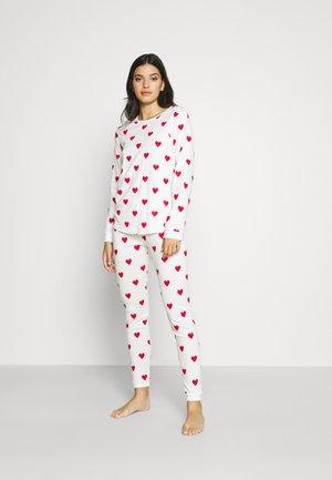 Pyjama - marshmallow/terkuit