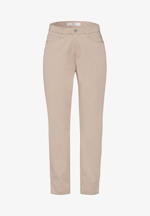STYLE CARO S - Trousers - toffee