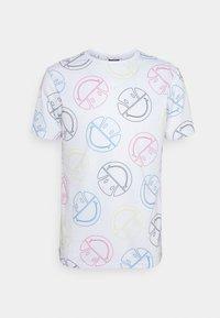 Ellesse - MERILINO TEE - Print T-shirt - white - 0