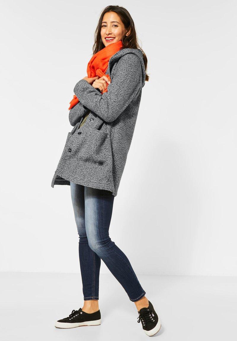Street One - Short coat - grau