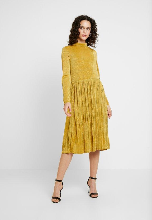 ODALINE DRESS - Day dress - harvest gold