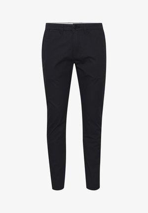 KILLIAN - Pantalones chinos - black