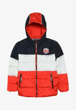 SMALL BOYS JACKET - Winter jacket - tangerine tango