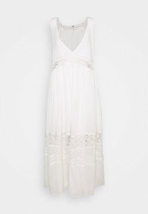 CARLA DRESS - Maxi-jurk - ivory