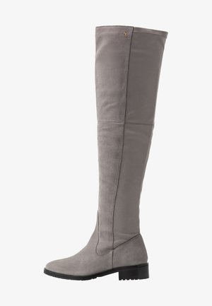 RIVA - Over-the-knee boots - grey