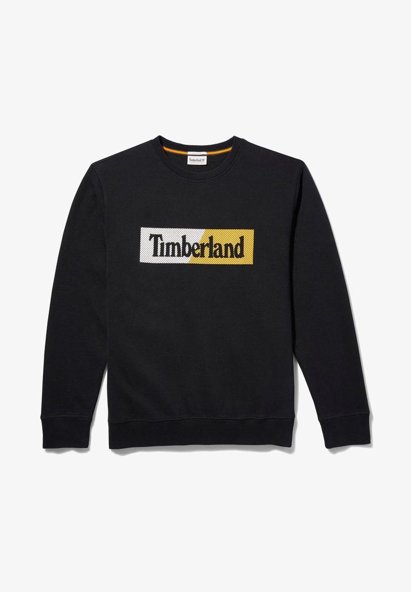 Timberland - EXETER RIVER - Sweatshirt - black