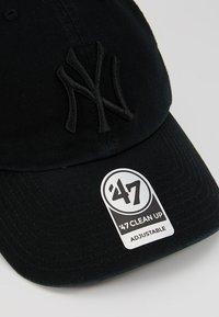 '47 - NEW YORK YANKEES CLEAN UP - Cap - black - 6
