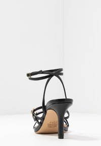 Who What Wear - EVERLY - High heeled sandals - black - 5