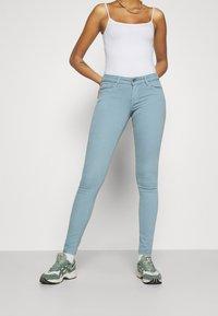 Pepe Jeans - SOHO - Trousers - slate blue - 0