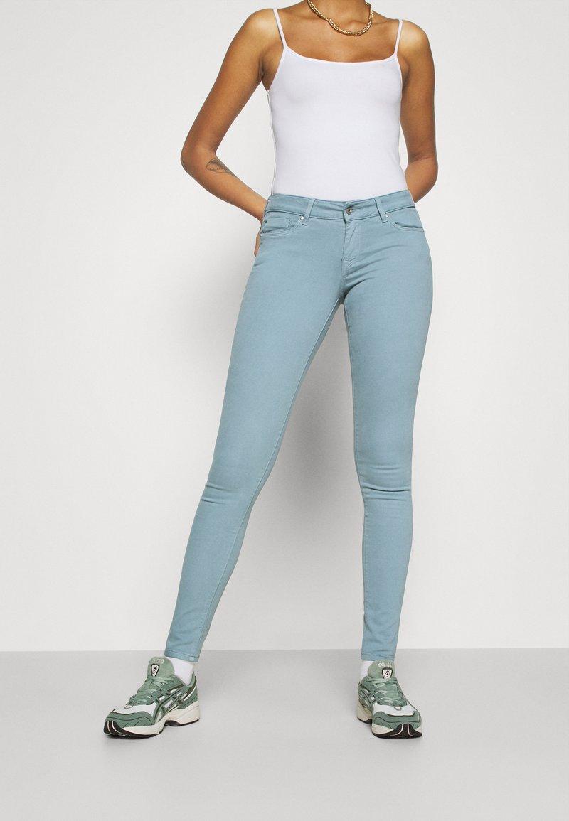 Pepe Jeans - SOHO - Trousers - slate blue